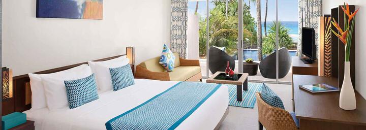 Zimmerbeispiel des AVANI Seychelles Barbarons Resort & Spa