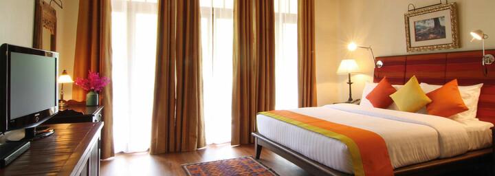 Zimmerbeispiel der Ariyasom Villa