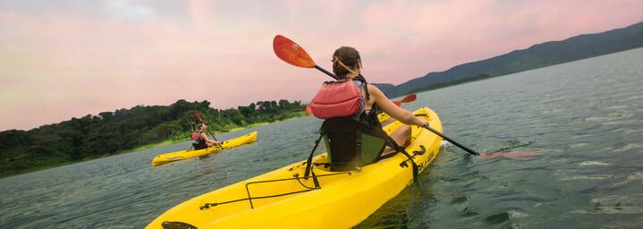 La Fortuna Kayaking Costa Rica