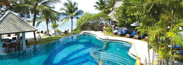 Pool des Centara Villas Samui auf Koh Samui