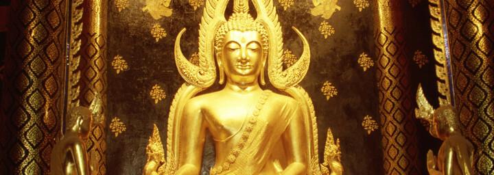 Wat Phra Si Rattana Mahathat Nordthailand