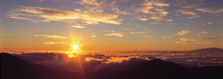 Maui Sonnenaufgang