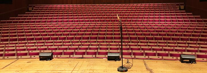 Sydney Opera House Bühne