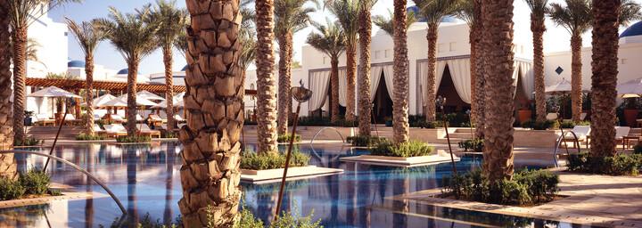 Pool des Park Hyatt Dubai