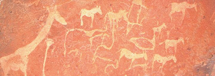 Felsgravuren von Twyfelfontein
