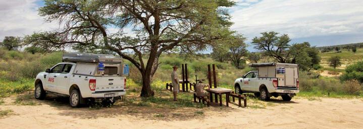 Avis Allrad-Camper Südafrika