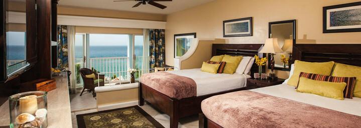 Beispiel Caribbean Honeymoon Oceanview Concierge Veranda Suite