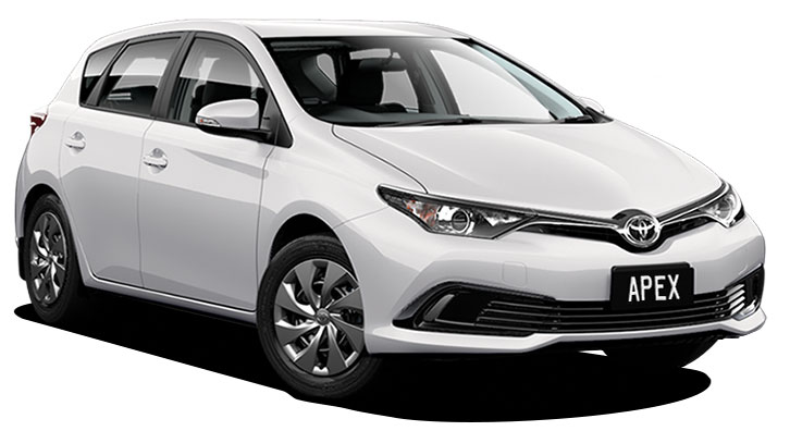 Toyota Corolla Hatch Kategorie L/O