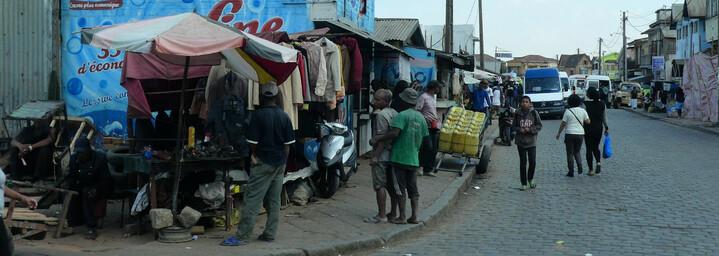Madagaskar Reisebericht: Stadtleben Madagaskar