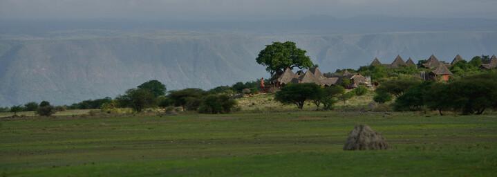 Beispiel Unterkunft: Rift Valley Photographic Lodge
