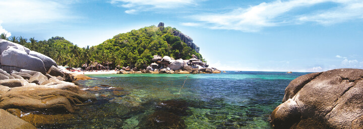 Koh Tao in Thailand