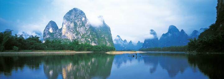 Lijiang Fluss in Guilin