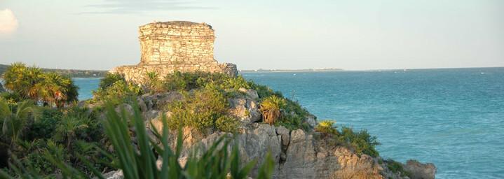 Tulum Ruinen Mexiko