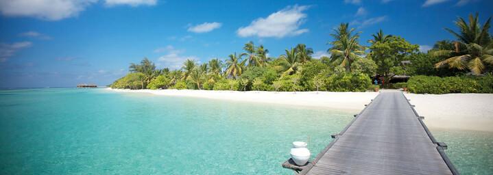 Tropisches Idyll LUX* South Ari Atoll