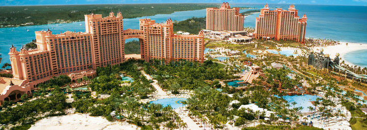 Atlantis Paradise Island Bahamas Usa Reiseziele Explorer De