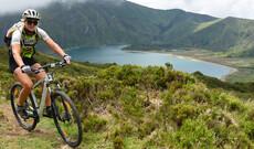 Azoren - São Miguel per Rad entdecken