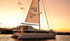 Hafenrundfahrt zum Sonnenuntergang