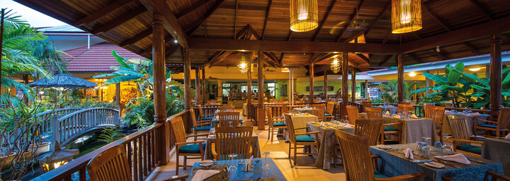 Restaurant - Le Duc de Praslin