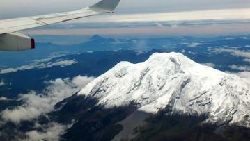 Ecuador Reisebericht - Schneebedeckte Vulkane