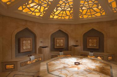 Hammam im Ritz-Carlton Abu Dhabi