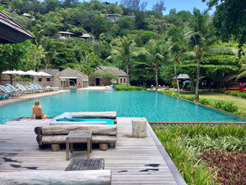 Four Seasons Resort Seychelles auf Mahé