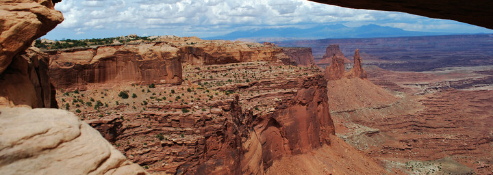 Canyonlands Nationalpark - Island in the Sky