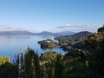 Reisebericht Neuseeland: Stewart Island Landchaft
