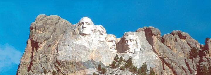 Mount Rushmore Dakota