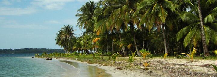 Strand Bocas del Toro