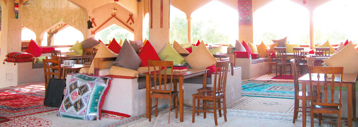 Restaurant des 1000 Nights Camp