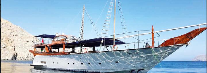 Jacht Rubba