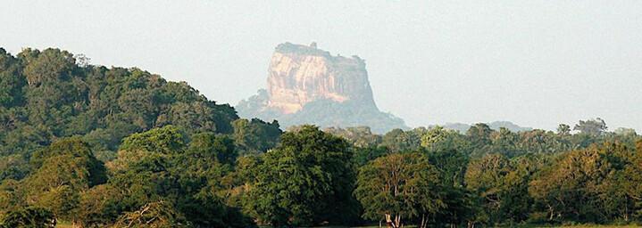Löwenfelsen Sigiriya