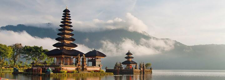 Bali - Ulun Danu Beratan Tempel