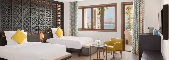 Beispielzimmer des Banana Island Resort by Anantara in Doha