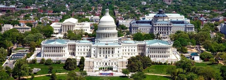 Washington D.C. Kapitol