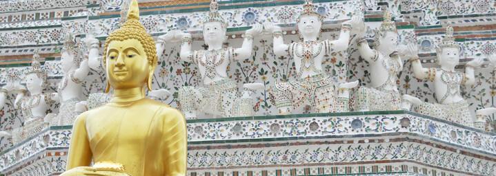 Wat Arun in Bangkok
