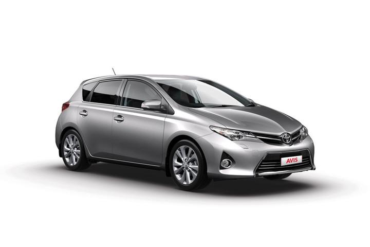 Avis Toyota Corolla