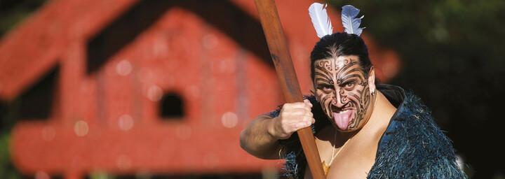 Maori Nordinsel Te Puia
