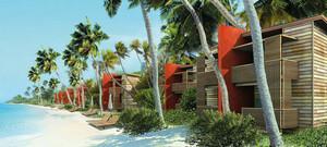 The Barefoot Eco Hotel Außenansicht