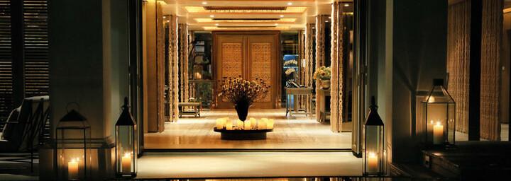 Lobby Riva Surya Bangkok
