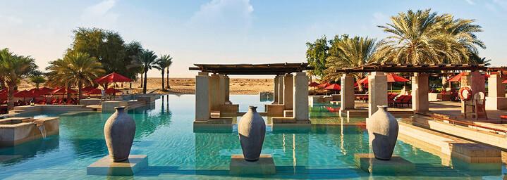 Pool des Bab Al Shams Desert Resort & Spa