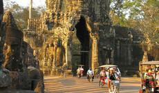 Angkor Wat Fahrradtour
