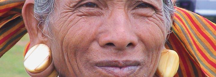 Menschen in Ratanakiri Kambodscha