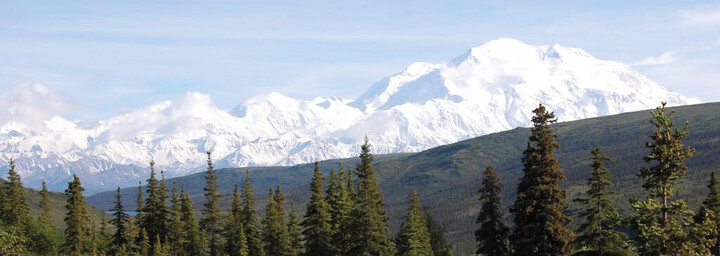 Denali Nationalpark Mount McKinley