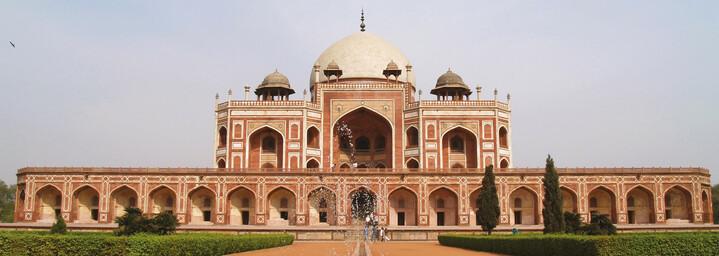 Grabmal von Humayun Delhi