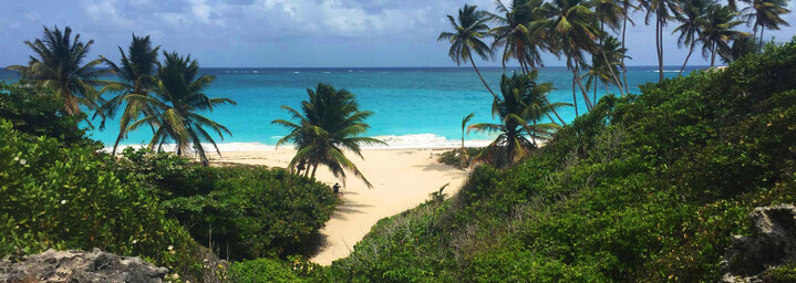 Barbados Reisebericht: Bottom Bay Strand