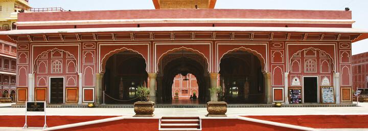 Stadtpalast Jaipur