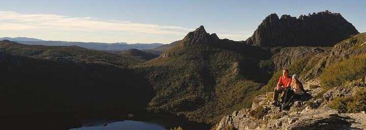 Cradle Mountains Ausblick