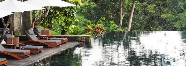 Pool des Maya Ubud Resort & Spas