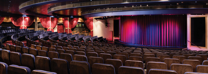 Hollywood Theater der Pride of America